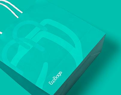 EcoBags - Rediseño de logo