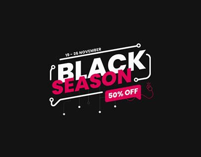 Black Season Sales!