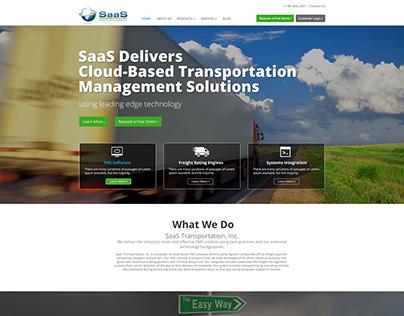 Website design for IT Company Using Wordpress CMS