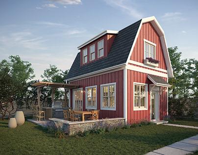 Backyard Houses