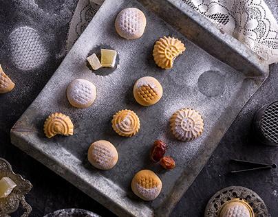 Pistachio Desserts | Eid Campaign