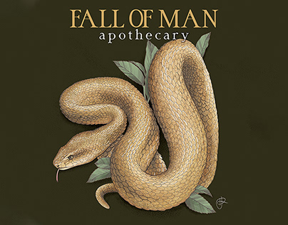 Album Cover – Apothecary