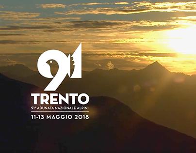 Teaser - Adunata degli Alpini 2018 (TN)
