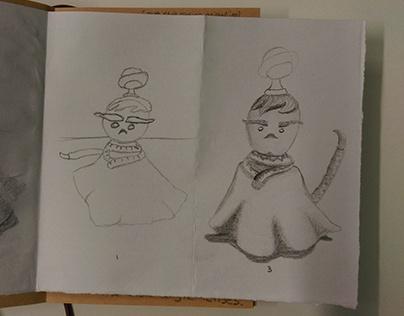 Enos sketch