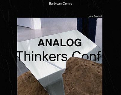 ANALOG Thinkers Conf.