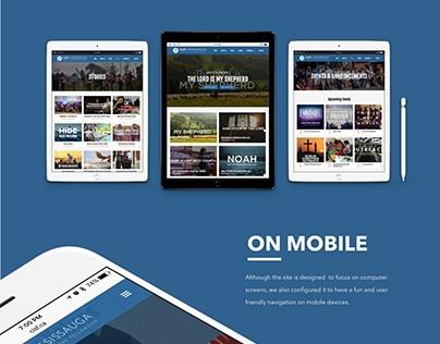 CLSF Church Branding + Web