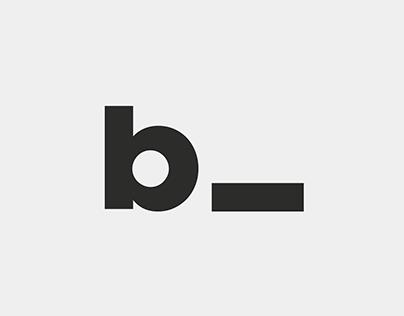 BrandBlog Logo Design