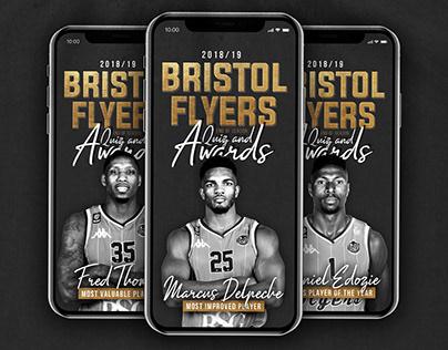 Bristol Flyers Awards