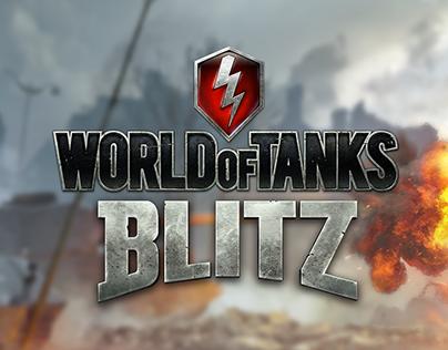 WoT Blitz. UI Design/2D Art