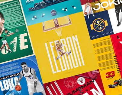 F1, NBA, Tennis & Other