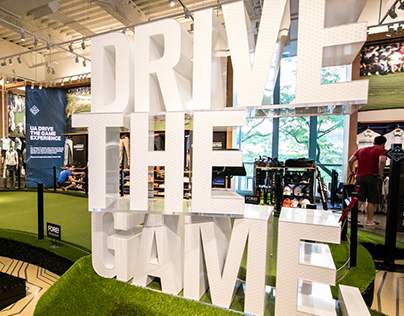 UA | Drive The Game Experience