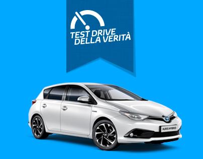 TOYOTA - Test Drive della Verità