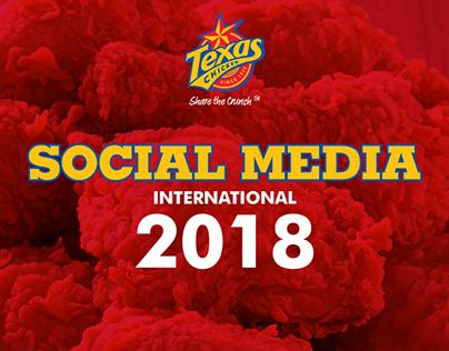 Texas Chicken International 2018
