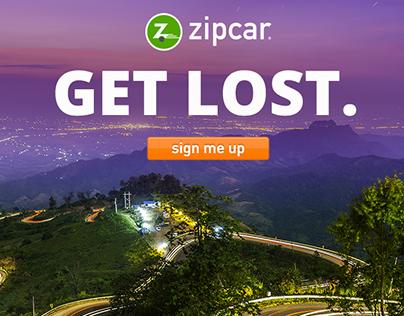 ZipCar - Creative Testing