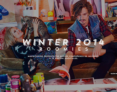 Americanino · Winter Lookbook · Roomies