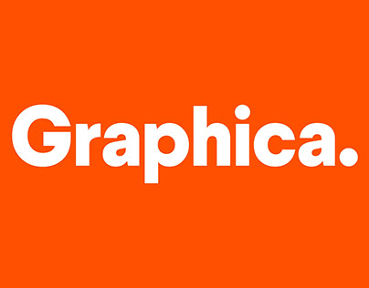 Graphica. — Logo restyling