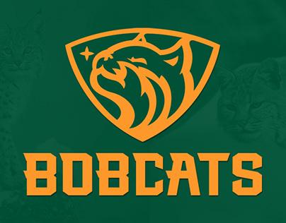 Bobcats   Sports Identity.