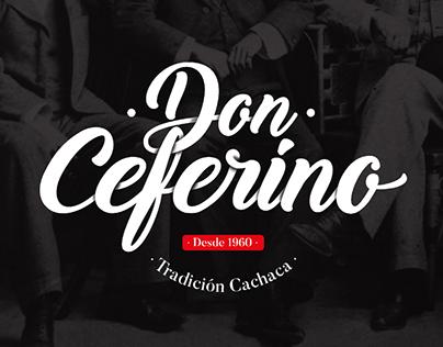 · DON CEFERINO ·