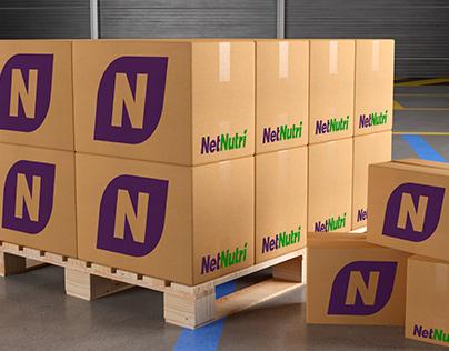NetNutri – Logo, Identity Program