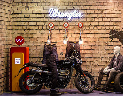 Wrangler Roadshow