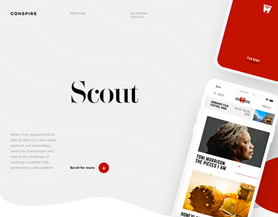 Scout - Mobile App