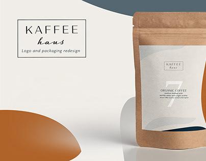 Kaffee Haus Branding and Packaging