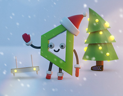 Mascot: New Year OnLime
