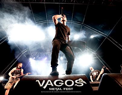 Whitechapel @ Vagos Metal Fest 2017