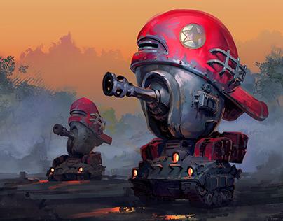 Fantastic Tanks 02