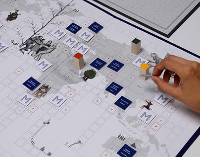 Board game »fundamental«