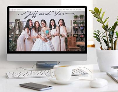 閣樓婚禮顧問 - 網站設計 Taipei Weddings -Web Design