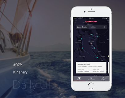 #079 - Itinerary