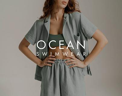 Ocean Swimwear redesign concept