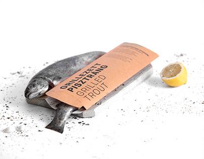 FISH & TYPE BISTRO - Branding