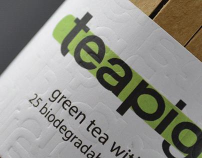 Teapigs, Join The Revolution.