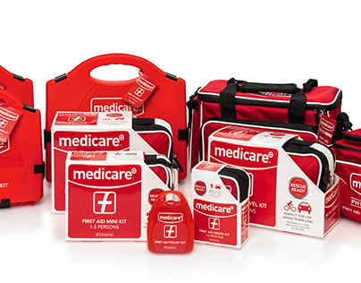 Packaging Design | First Aid Kits