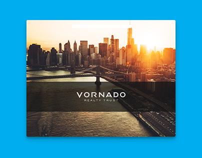 Vornado Realty Trust Website