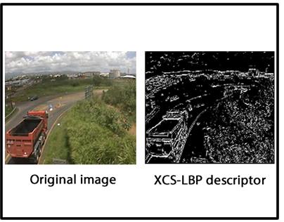 XCS - LBP Descriptor for Background Subtraction