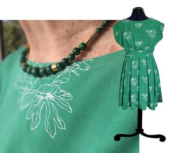 Clothes pattern design