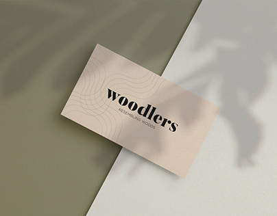 woodlers Brand Identity