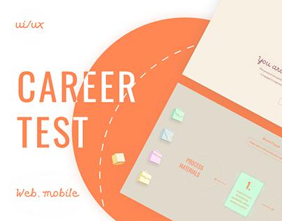 Careers Test App