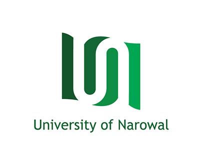 University of Narowal - Logo Design