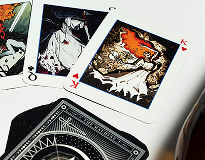 Shake It Off: An illustrated card game