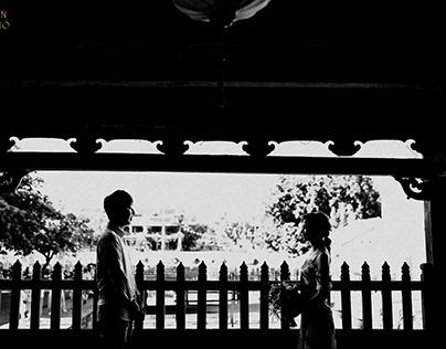 DaNang-VietNam | The prewedding of Duck & Yiphintak