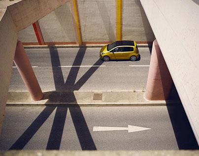 VW up! Social Media Campaign Part II
