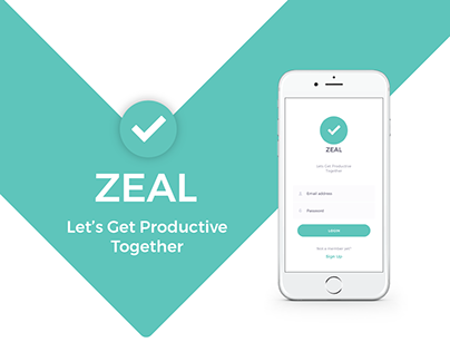 Zeal - Let's Get Productive Together