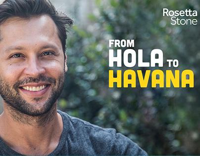 From Hola to Havana