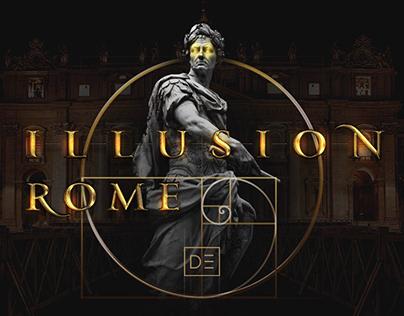 Illusion Rome — Artwork