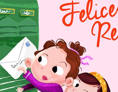 "Merry Christmas ""Felices Reyes"""