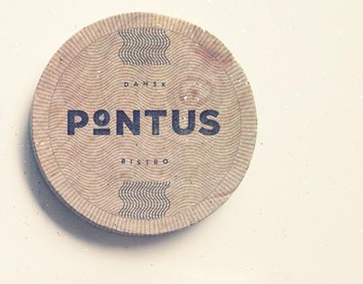 Pondus Restaurant / Corporate Identity